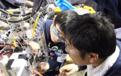 QAIS's Top Robotics Team travels to Silicon Valley