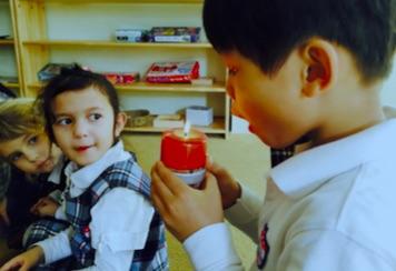 Montessori Plum Blossom Scientists – 蒙氏梅花班的小小科学家 最近,