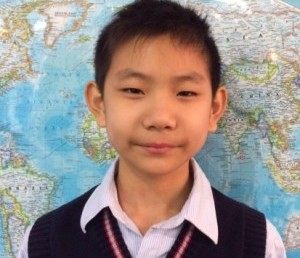 QAIS Super Student Profile of the Week – Peter L, Grade 5