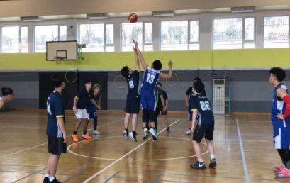 Under 19 Basketball Tournament
