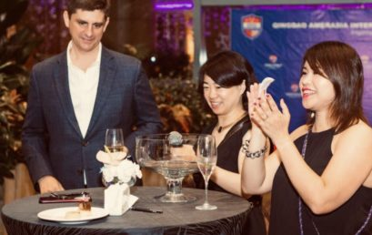 Parent-Teacher Association Sets the Bar High with Champagne & Canapé Evening